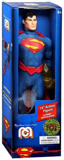 DC Superman Action Figure [New 52]