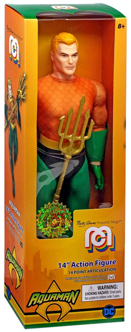 DC Aquaman Action Figure [Classic]