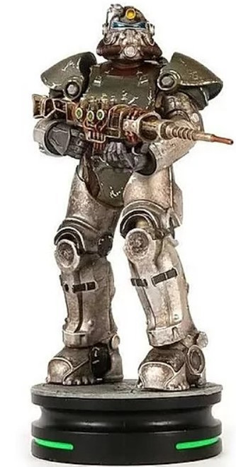 Fallout Modern Icons Power Armor T-51 Exclusive Statue #5