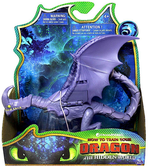 How to Train Your Dragon The Hidden World Razorwhip Basic Action Figure