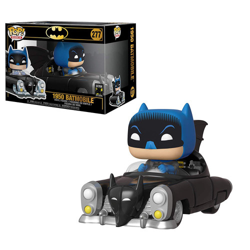 Funko DC POP! Rides 1950 Batmobile Vinyl Figure #277