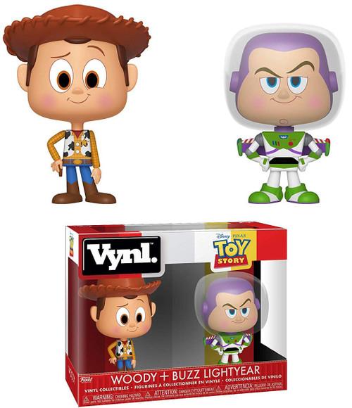 Funko Disney / Pixar Toy Story Vynl. Woody & Buzz Vinyl Figure 2-Pack