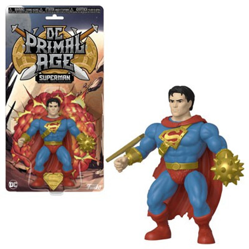 Funko DC Primal Age Superman Action Figure