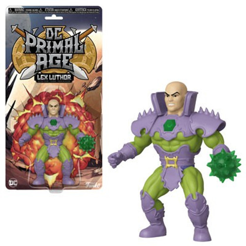 Funko DC Primal Age Lex Luthor Action Figure