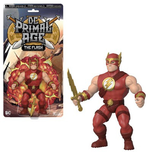 Funko DC Primal Age The Flash Action Figure