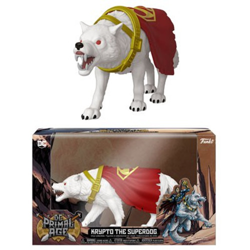 Funko DC Primal Age Krypto the Superdog Action Figure