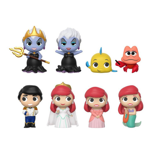 Funko Disney Mini Vinyls The Little Mermaid Box [12 Packs]