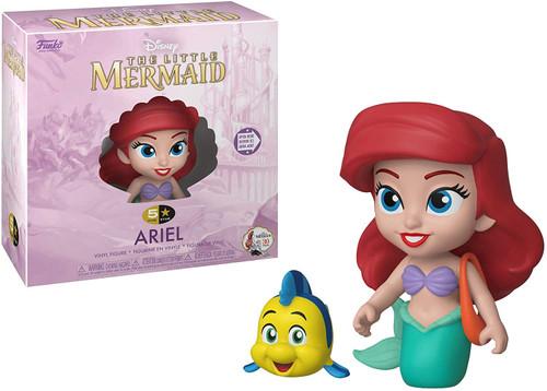 Disney Little Mermaid Funko 5 Star Ariel Vinyl Figure