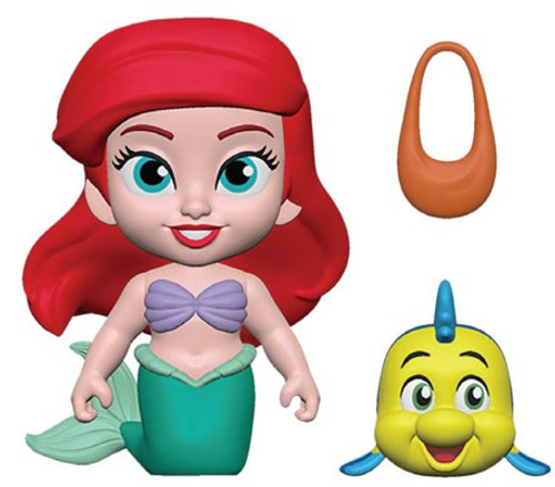 Disney Little Mermaid Funko 5 Star Ariel Princess Vinyl Figure