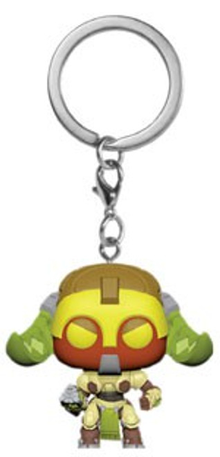 Funko Blizzard Overwatch Pocket POP! Games Orisa Keychain