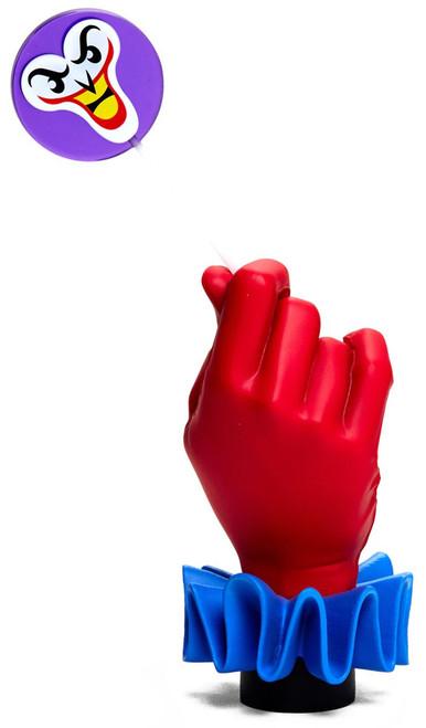 DC Harley Quinn Puddin Pop Statue [Red & Blue]