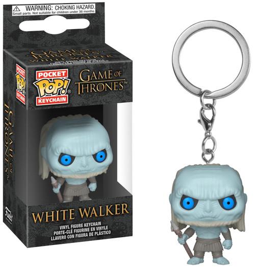 Funko Game of Thrones Pocket POP! White Walker Keychain