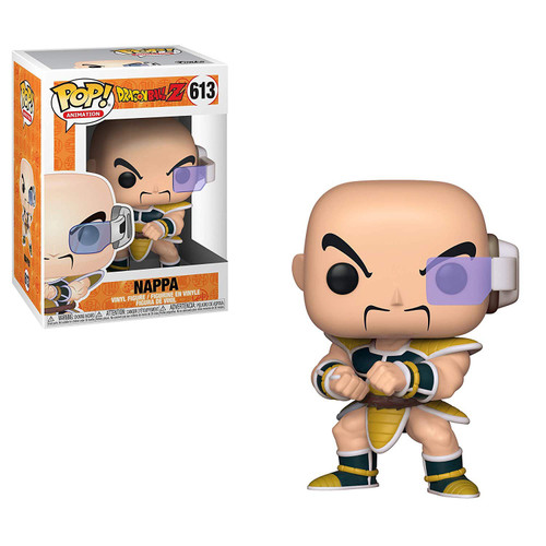 Funko Dragon Ball Z POP! Animation Nappa Vinyl Figure #613