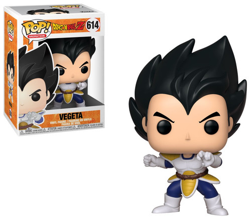 Funko Dragon Ball Z POP! Animation Vegeta Vinyl Figure