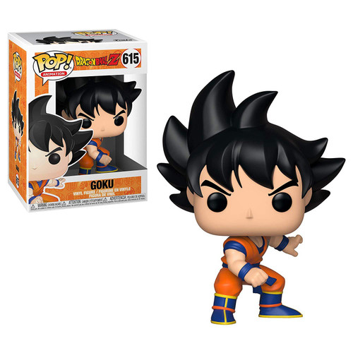 Funko Dragon Ball Z POP! Animation Goku Vinyl Figure #615