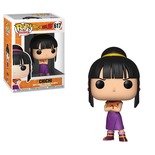 Funko Dragon Ball Z POP! Animation Chi Chi Vinyl Figure