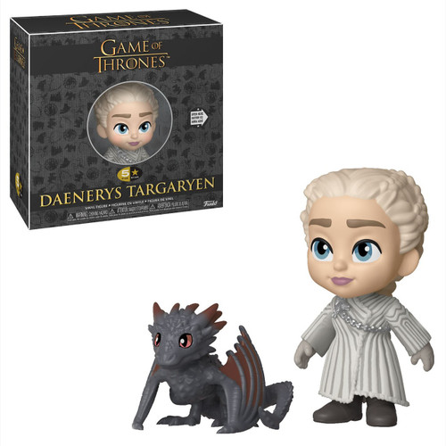 Game of Thrones Funko 5 Star Daenerys Targaryen Vinyl Figure