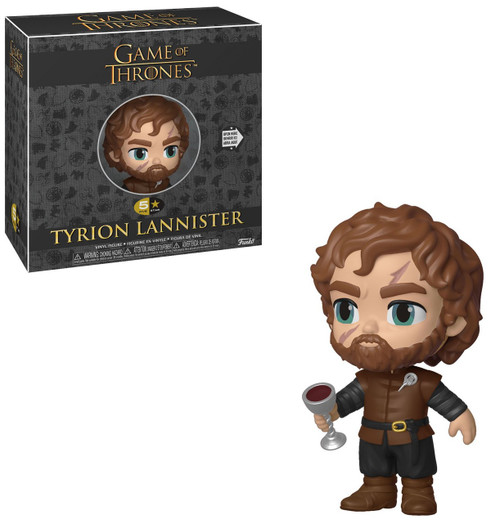 Game of Thrones Funko 5 Star Tyrion Lannister Vinyl Figure