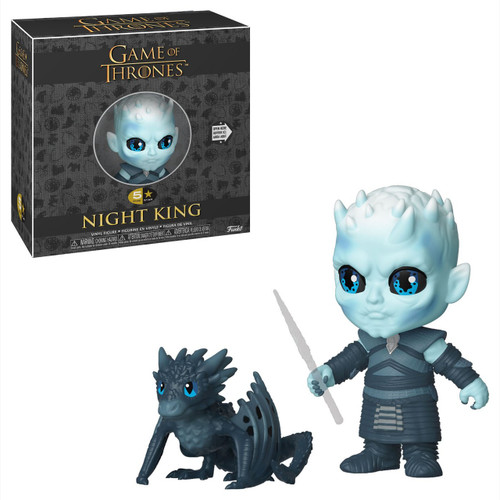 Game of Thrones Funko 5 Star Night King Vinyl Figure