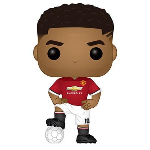 Funko Football (Soccer) Man U POP! Football Marcus Rashford Vinyl Figure