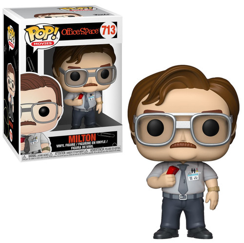 Funko Office Space POP! Movies Milton Waddams Vinyl Figure #713