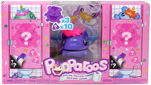 Pooparoos Potty Pack Mystery Pack [Purple & Pink Unicorn]