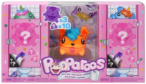 Pooparoos Potty Pack Mystery Pack [Orange & Blue Unicorn]