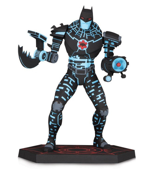 Batman Designer Series Dark Nights: Metal Murder Machine 6-Inch Statue