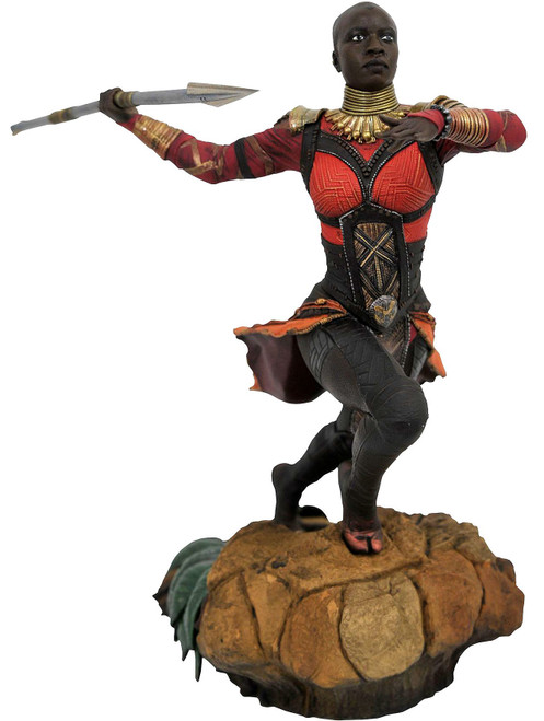 Avengers Infinity War Marvel Gallery Okoye 9-Inch Collectible PVC Statue