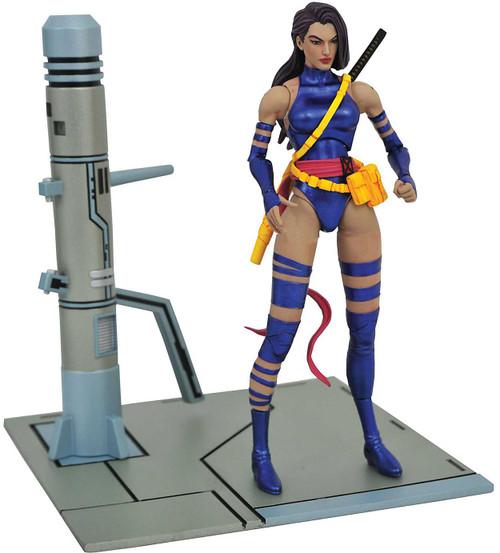 X-Men Marvel Select Psylocke Action Figure [Classic Version]