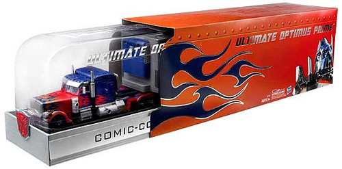 Transformers Universe Exclusives Ultimate Optimus Prime Exclusive Deluxe Action Figure