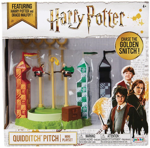 Harry Potter Quidditch Pitch Mini Playset