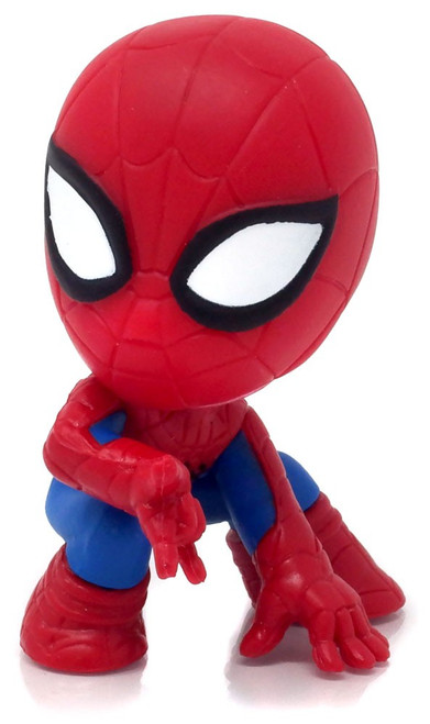 Funko Marvel Spider-Man Into the Spider-Verse Mystery Minis Spider-Man 1/6 Mystery Minifigure [Peter Parker Loose]