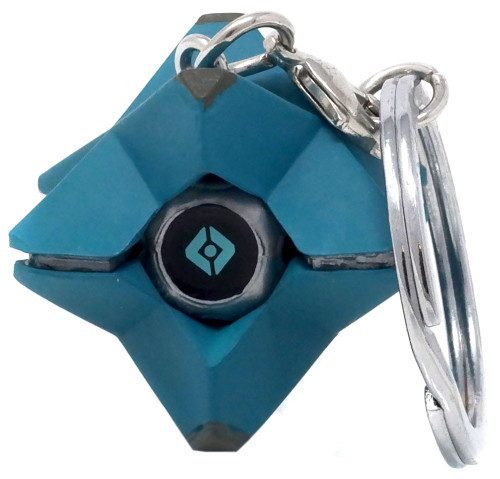 Funko Destiny Ghost Moon of Saturn Shell Mystery Keychain [Loose]
