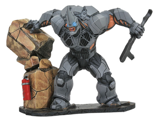 Marvel Gallery Rhino 10-Inch Collectible PVC Statue [PS4 Version]