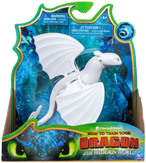 How to Train Your Dragon The Hidden World Lightfury Basic Action Figure