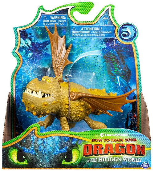 How to Train Your Dragon The Hidden World Gronckle Basic Action Figure