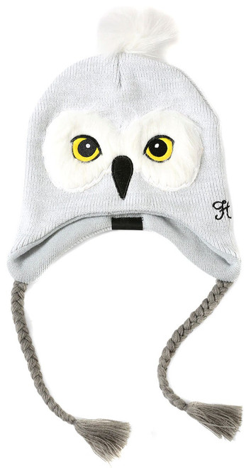 Harry Potter Hedwig Tassel Exclusive Beanie