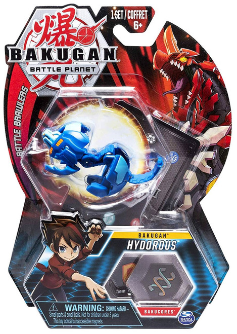 Bakugan Battle Planet Battle Brawlers Hydorous