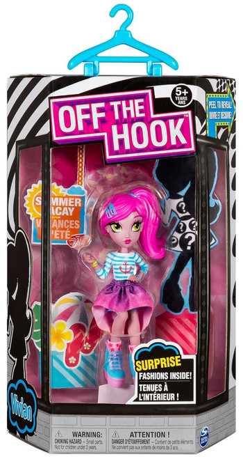 Off the Hook Summer Vacay Vivian Mini Doll