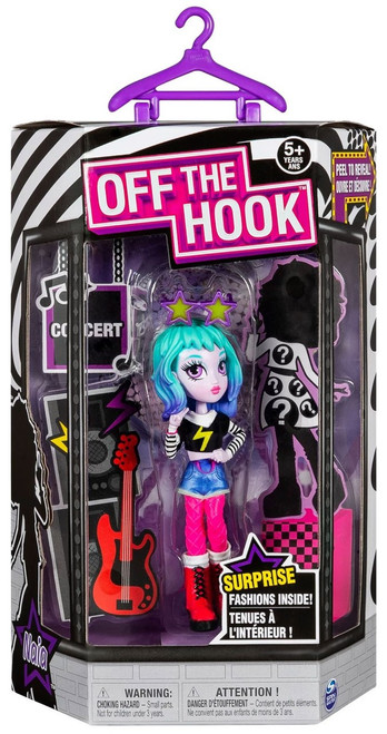Off the Hook Concert Naia Mini Doll