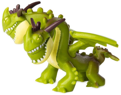 How to Train Your Dragon The Hidden World Mystery Dragon Belch & Barf 1-Inch [Hideous Zippleback]