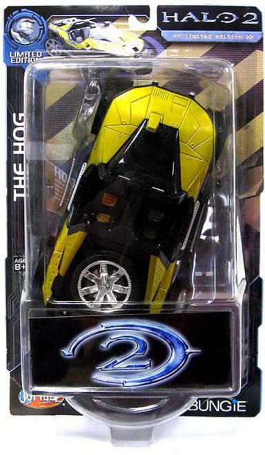 Halo 2 Series 1 The Hog Chase Action Figure [Chrome Rims]