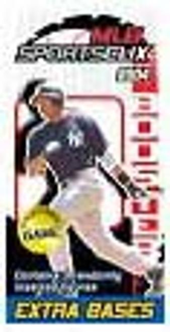 MLB SportsClix 2004 Extra Bases Baseball Booster Pack