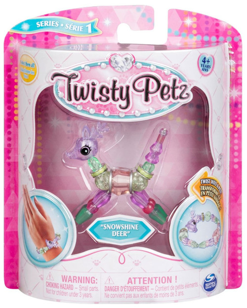 Twisty Petz Series 1 Snowshine Deer Bracelet