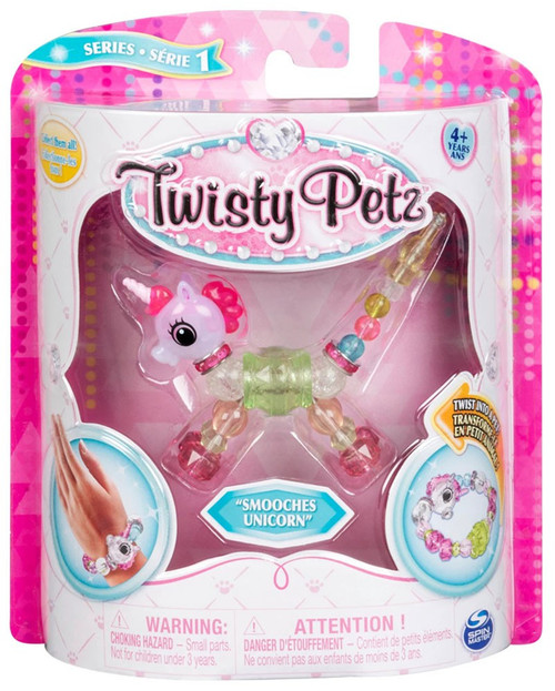 Twisty Petz Series 1 Smooches Unicorn Bracelet