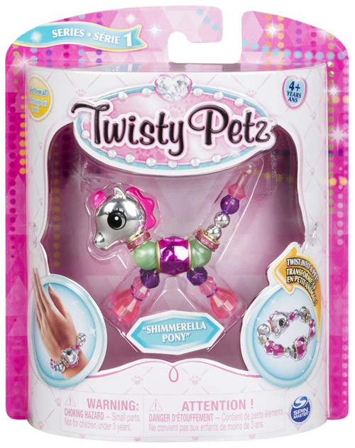 Twisty Petz Series 1 Shimmerella Pony Bracelet