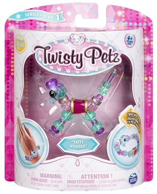 Twisty Petz Taffy Poodle Bracelet