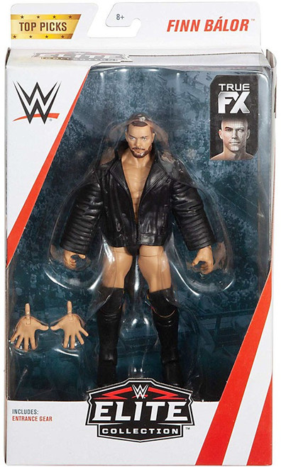 WWE Wrestling Elite Collection Top Picks 2019 Finn Balor Action Figure