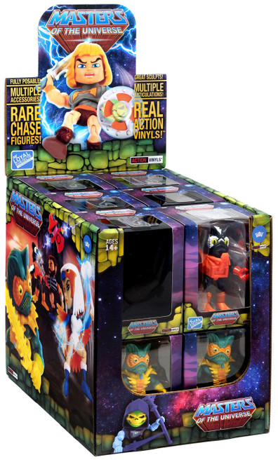 Series 2 Masters of the Universe Mystery Box [12 Packs]